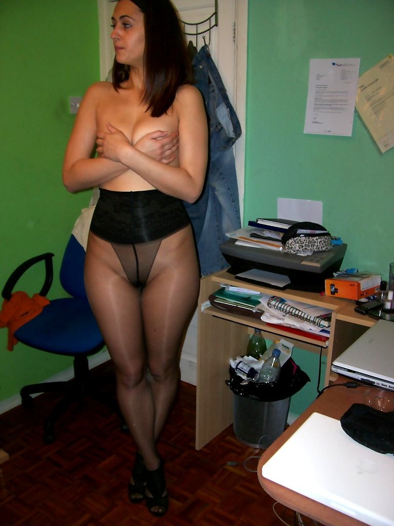 Amateur Women In Pantyhose 71